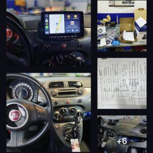 Carplay Android Radio per tutti i veicoli